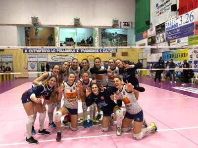 Espugnata Cutrofiano: Baronissi vince 3-0