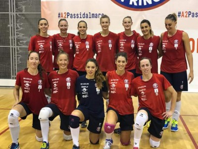 P2P GIVOVA sconfitta a Martignacco